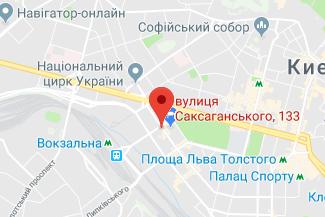 Нотариус в Шевченковском районе на улице Саксаганского Майдыбура Оксана Васильевна
